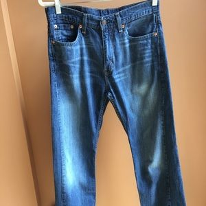 Levi Strauss & Co Men's Jeans